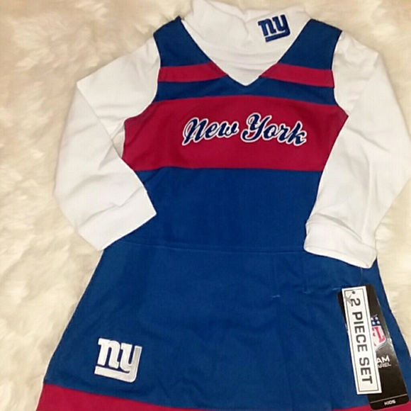 84d0f1445 NWT NFL New York Giants Cheerleading Outfit 24 Mo